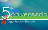 5 aniversario de StopVIH