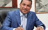 Alfredo Díaz, alcalde del municipio Mariño del estado Nueva Esparta