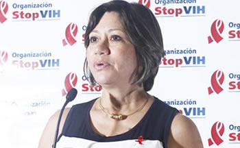 Dra. Elia Sánchez, Infectóloga