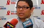 Jhonatan Rodríguez, Presidente de StopVIH