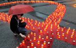 Lucha contra el VIH-sida