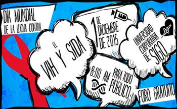 Día Mundial de la Lucha Contra el VIH y Sida