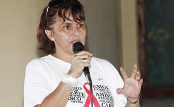 Luisa Ramírez, Msc Sexología, Médica en Salud Pública