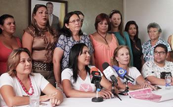 Rueda de Prensa de la Fundación Social Santiago Mariño, StopVIH y Senos Ayuda