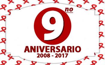 9no Aniversario de StopVIH