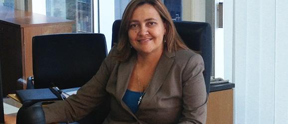 Dra. Alejandra Corao, Oficial de País em Venezuela de ONUSIDA