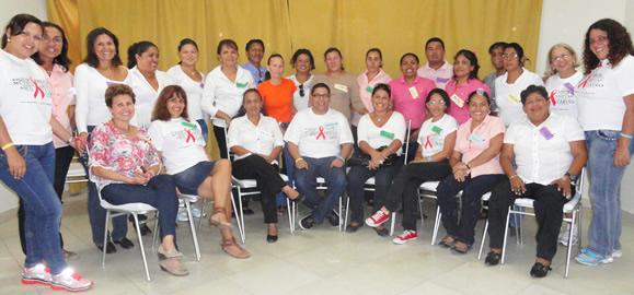 Taller de capacitación dictado a docentes estadales de la isla Coche