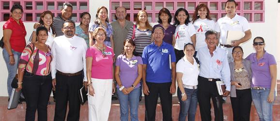 Profesionales del IAMENE se capacitan en materia de salud sexual y derechos sexuales para la prevención del VIH entre adolescentes privados de libertad