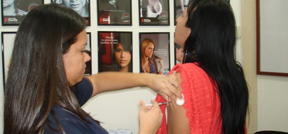 Vacunación 2012
